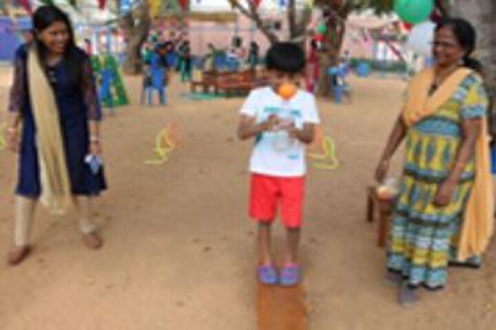 Chettinad Hari Shree Vidyalayam-Junior Sports Carnival