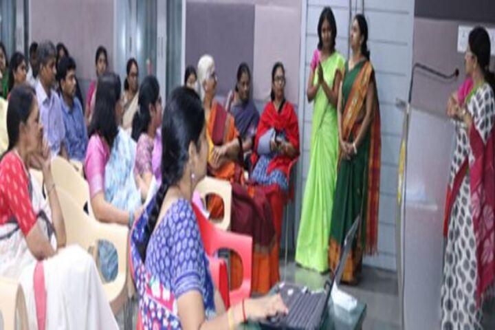 Chettinad Hari Shree Vidyalayam-Parent Orientation Program