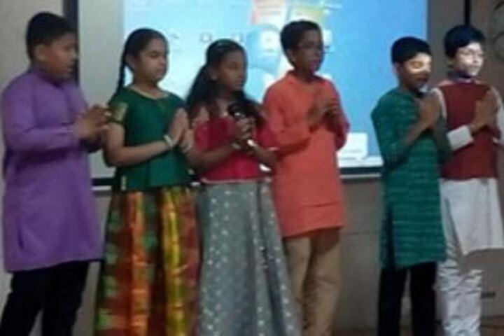 Chettinad Hari Shree Vidyalayam-World Music Day