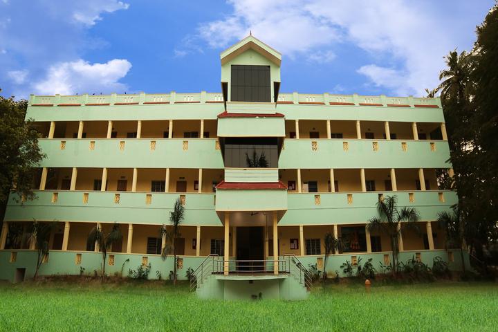 Shiksha Greenwoods School-School Building