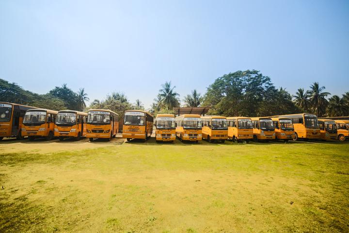 Shiksha Greenwoods School-Transport