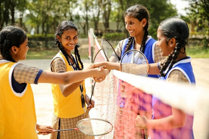 Shiksha Greenwoods School-Games