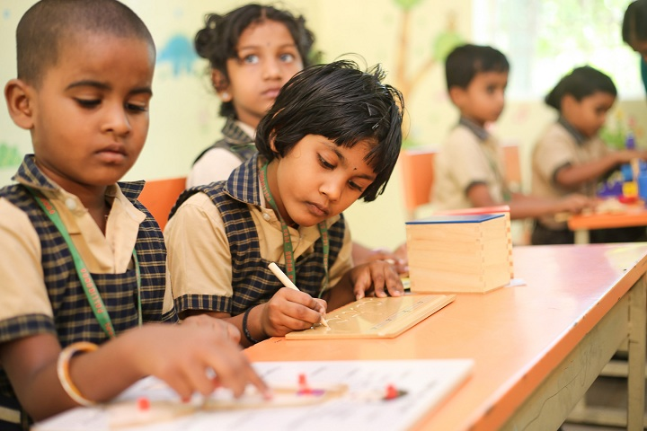 Shiksha Greenwoods School-Kids