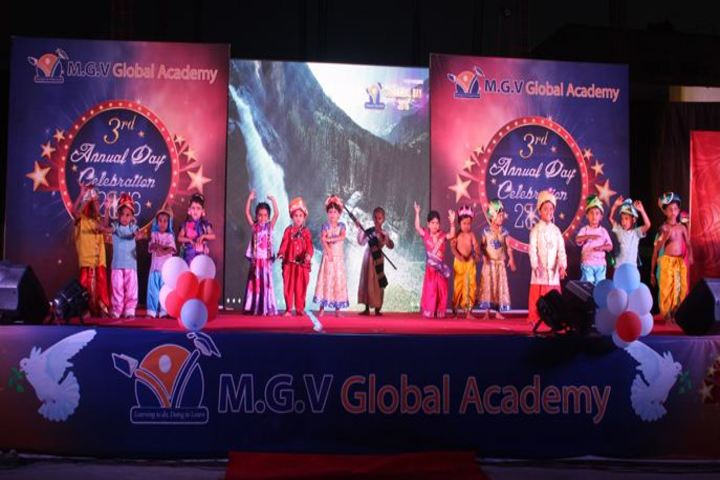 M G V Global Academy-Fancy Dress