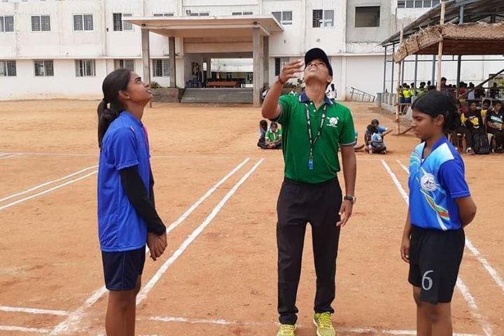 M G V Global Academy-Sports Meet