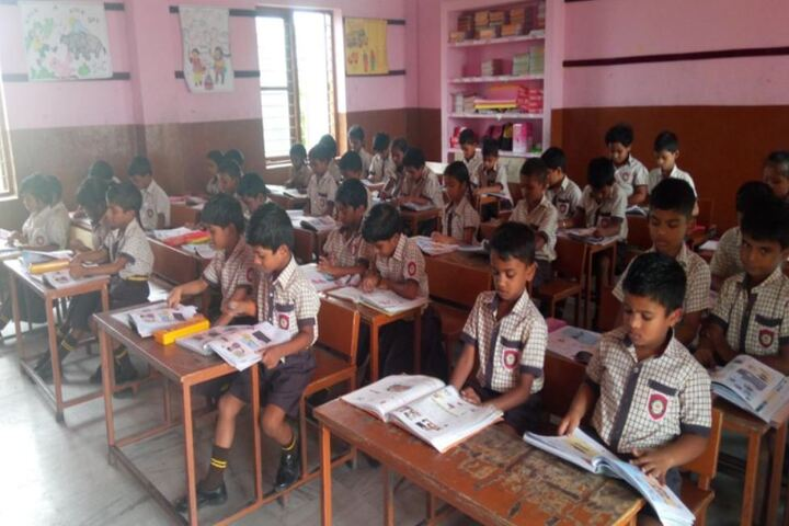 Carmel Public School-Class Room