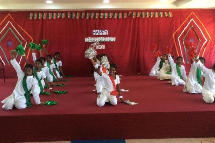 Carmel Public School-Independence Day Celebration