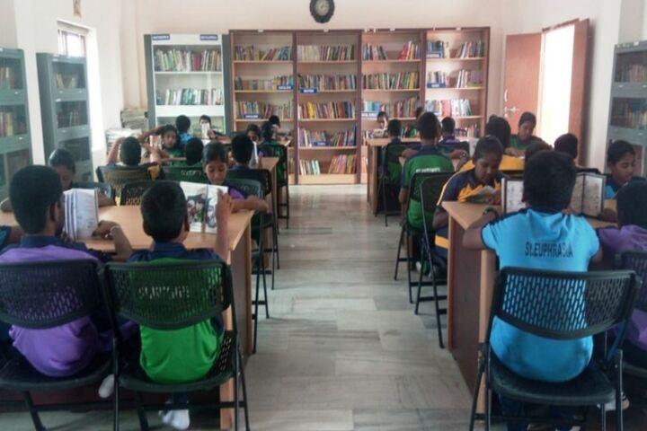 Carmel Public School-Library