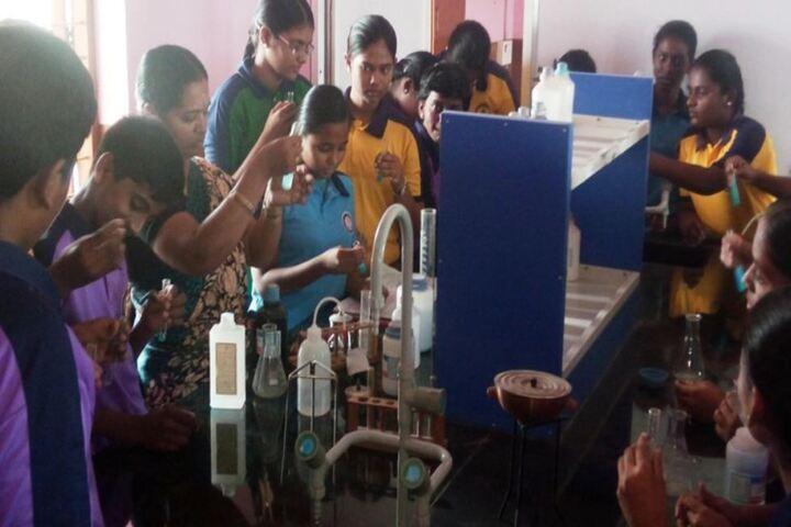 Carmel Public School-Science Lab