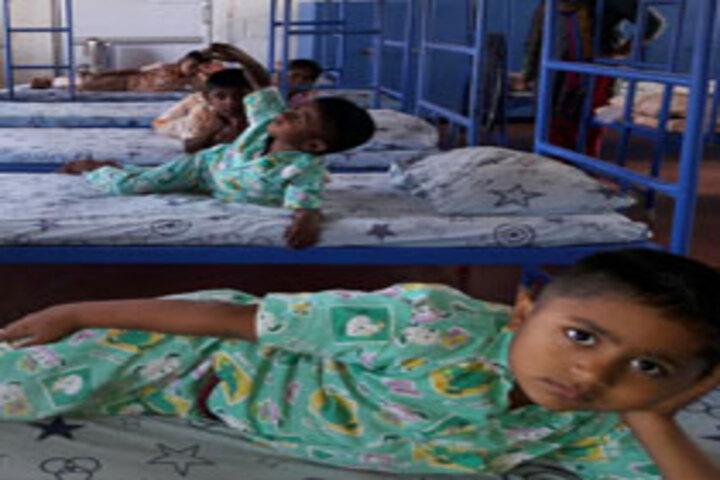 Ishethra International Residential School-Dormitory