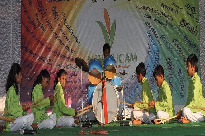 Ishethra International Residential School-Music