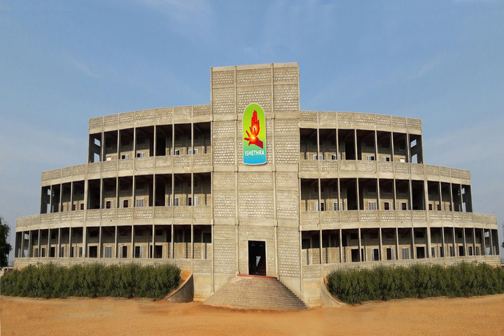 Ishethra International Residential School-School Building
