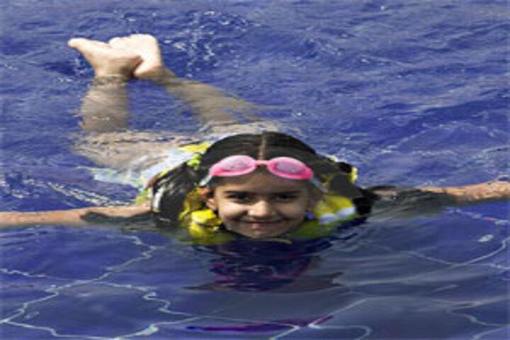 Ishethra International Residential School-Swimming Pool