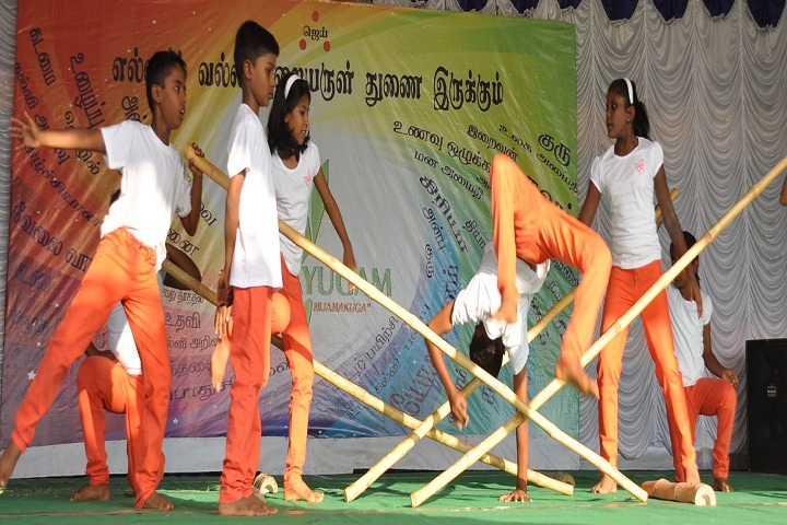 Ishethra International Residential School-Events