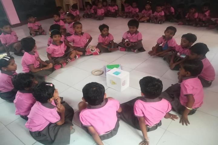 Shri Vijayalakshmi Vidhyalayaa International School-Activity