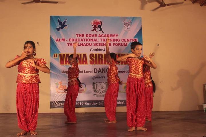 Shri Vijayalakshmi Vidhyalayaa International School-Dance