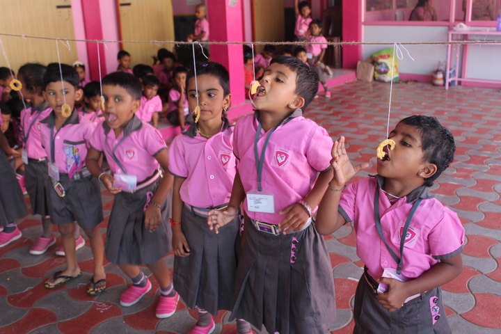 Shri Vijayalakshmi Vidhyalayaa International School-Games
