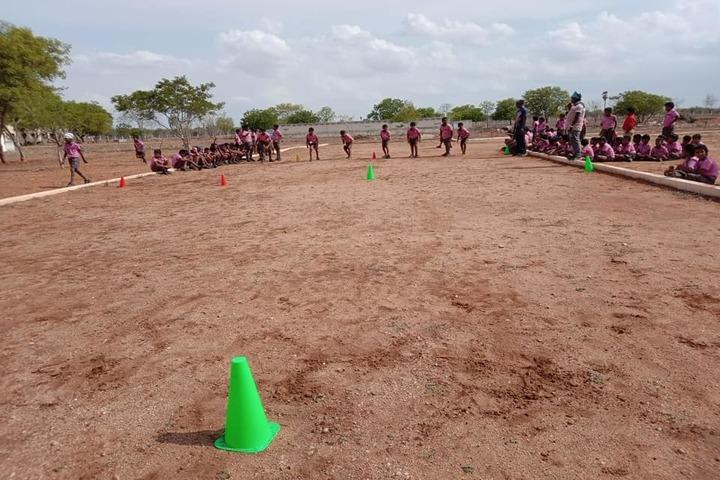 Shri Vijayalakshmi Vidhyalayaa International School-Play Ground