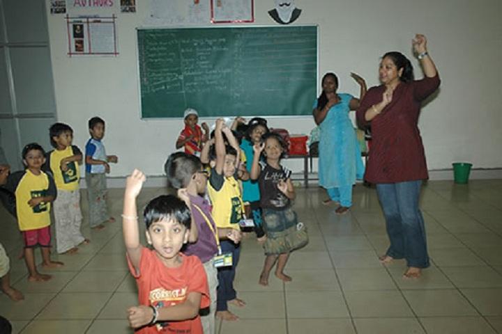 Pincushion Montessori International School-Dance