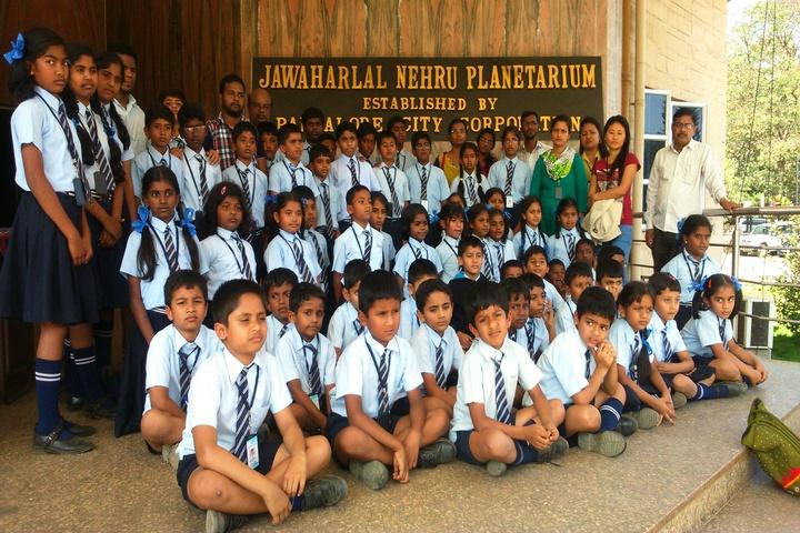 Santa Maria Academy International School-Educational Trip