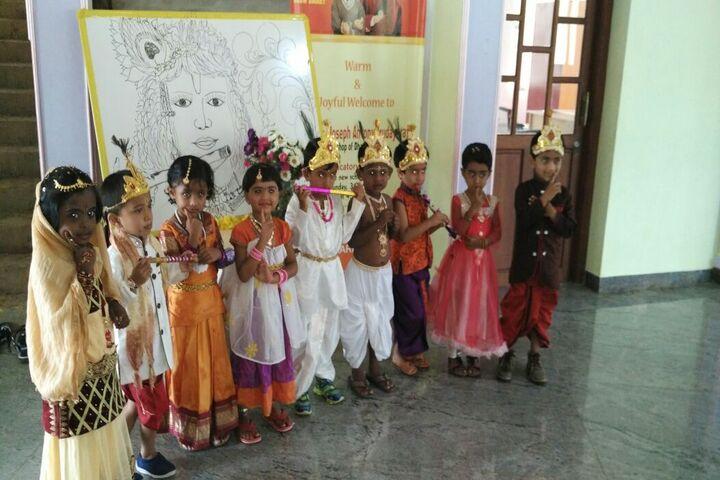 Santa Maria Academy International School-Celebrations