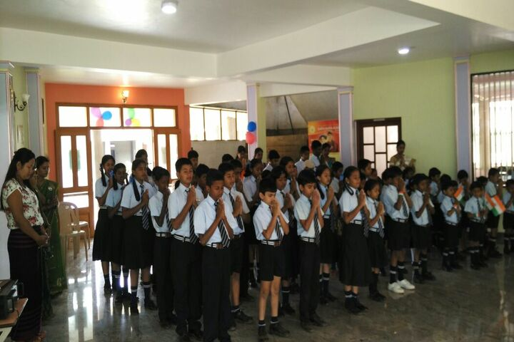 Santa Maria Academy International School-Prayer Hall
