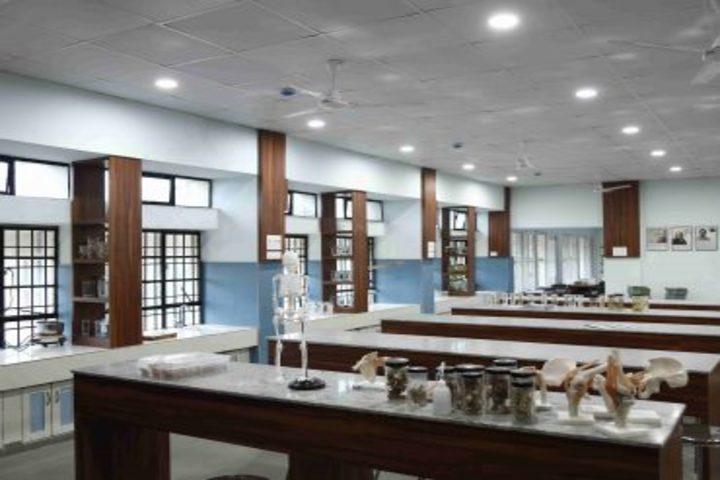 The Hyderabad Public School-Biology Lab