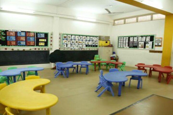 The Hyderabad Public School-Primary Classroom