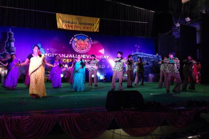 Gitanjali School-Dance Activity