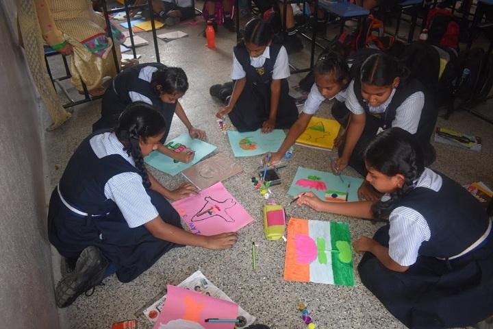 Sherwood Public School-Art room