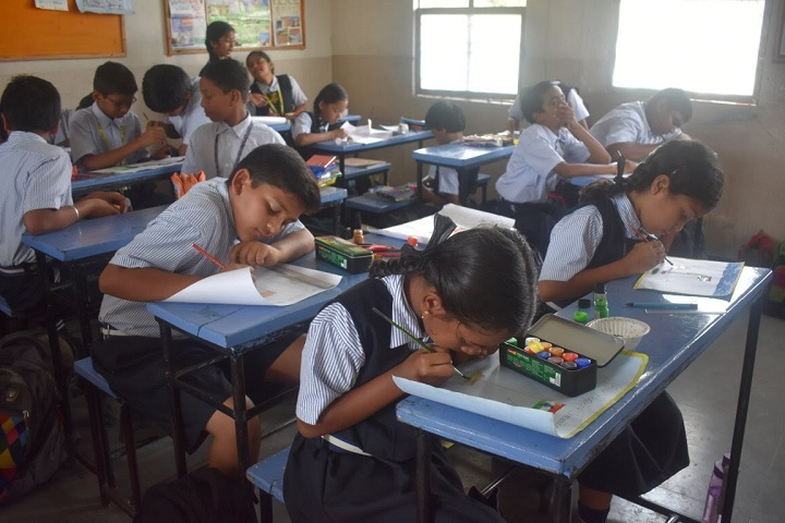 Sherwood Public School-Classroom