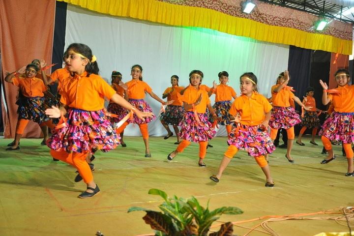 Sherwood Public School-Dance