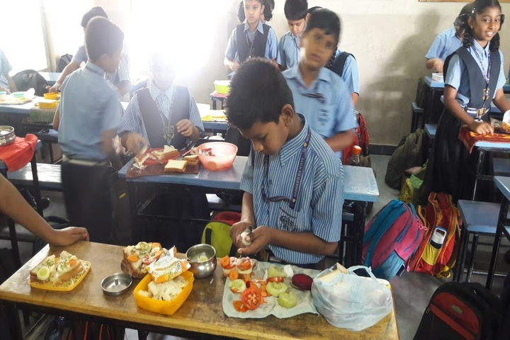 Sherwood Public School-Classroom Activity