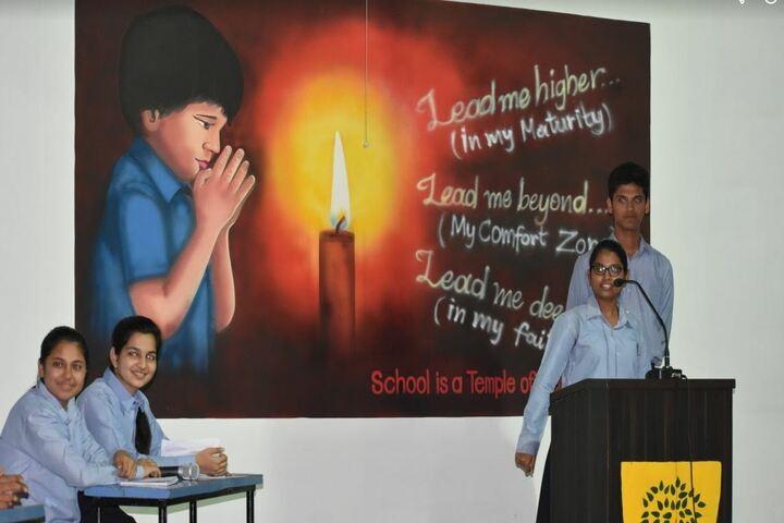 Sherwood Public School-Debate