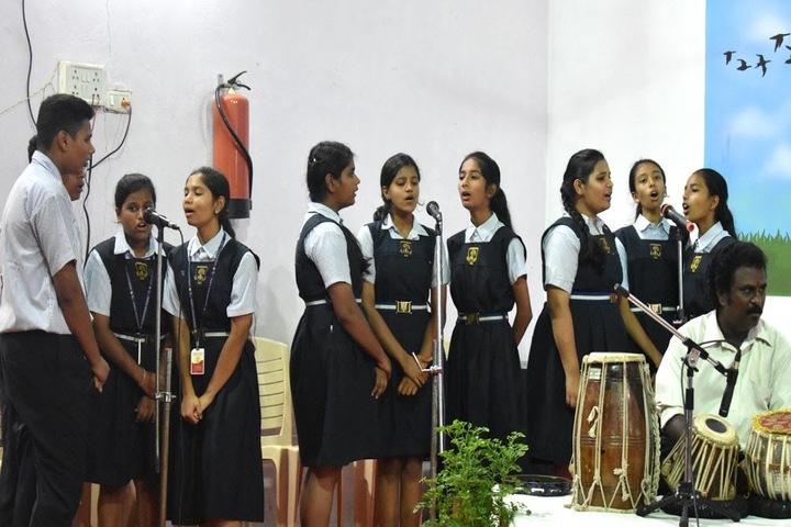 Sherwood Public School-Music