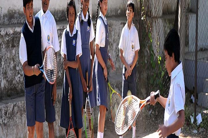 Gitanjali Devshala-Sports