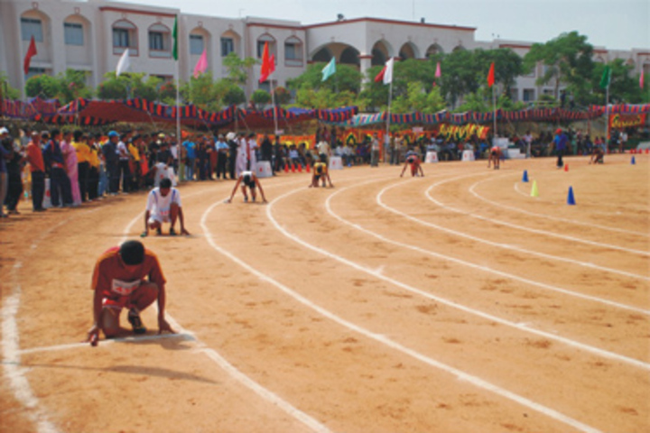 Ramadevi Public School-Play Ground