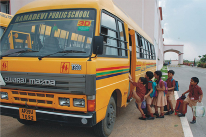 Ramadevi Public School-Transport