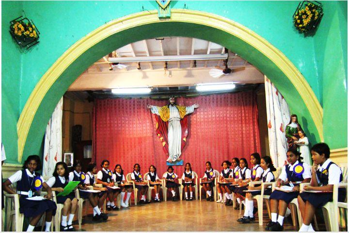 """St Anns High School-Activity Room"""