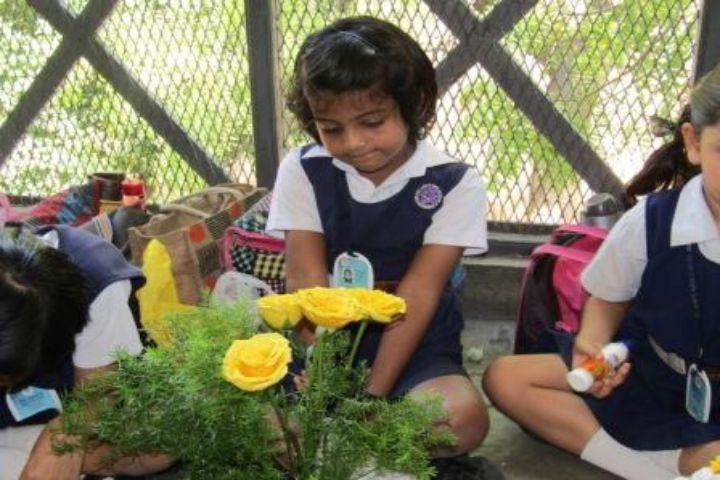 """""""St Anns High School-Gardening"""""""