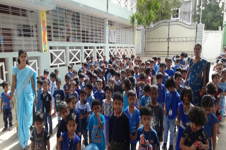 St Pious X School-Assembly