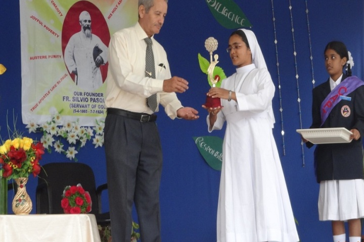 St Pious X School-Award Presentation