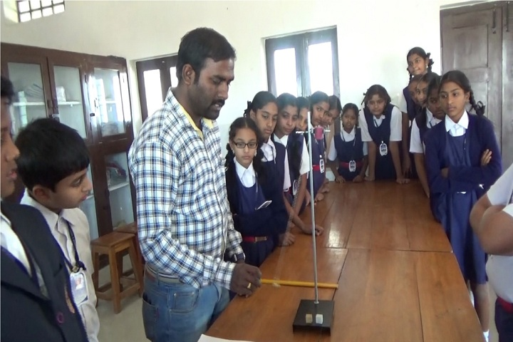 St Pious X School-Physics Lab