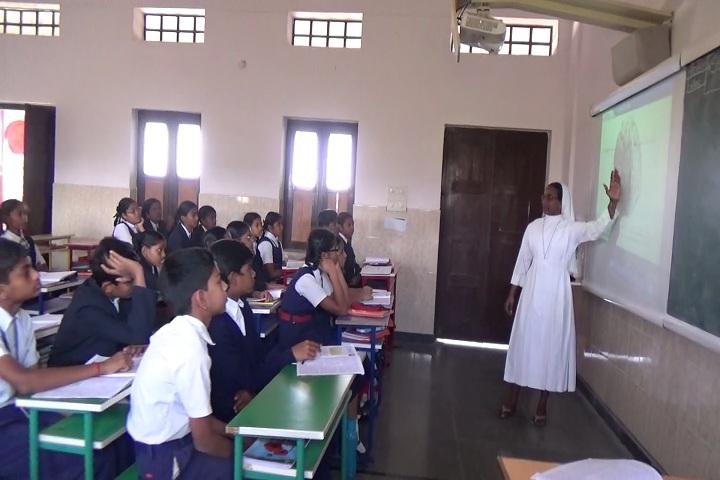 St Pious X School-Smart Class