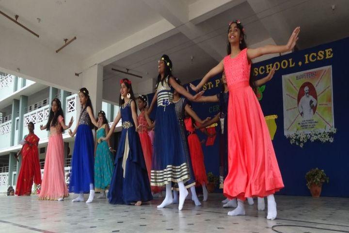 St Pious X School-Dance