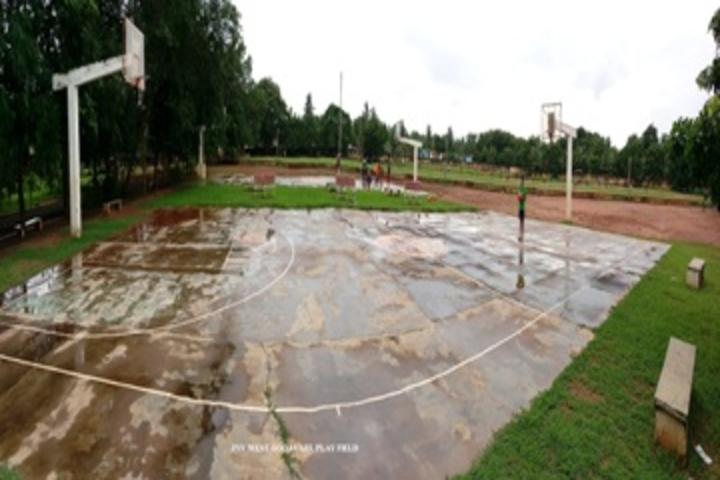 Jawahar Navodaya Vidyalaya-Sports Court