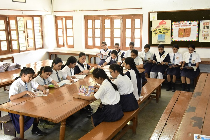Girls High School and College-Library
