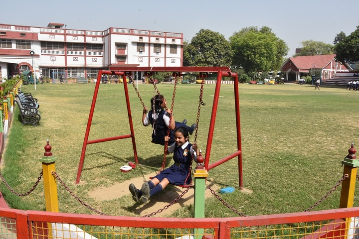 Girls High School and College-Play Ground