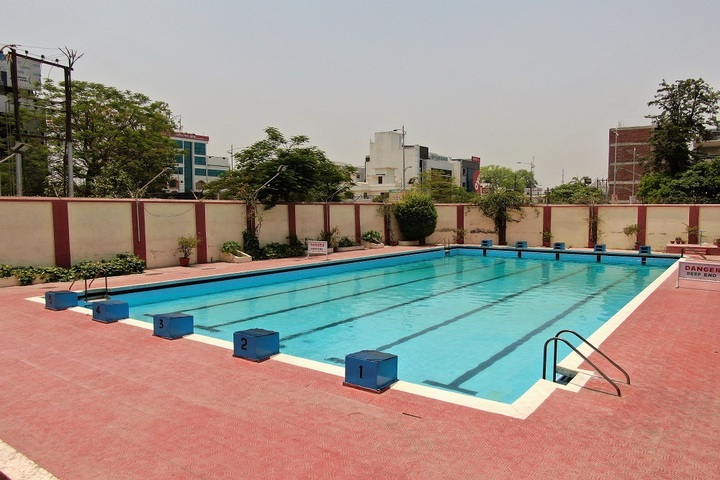 Girls High School and College-Swimming Pool