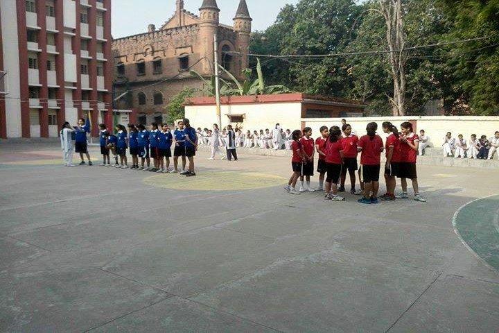 Bishop Johnson School and College-Sports